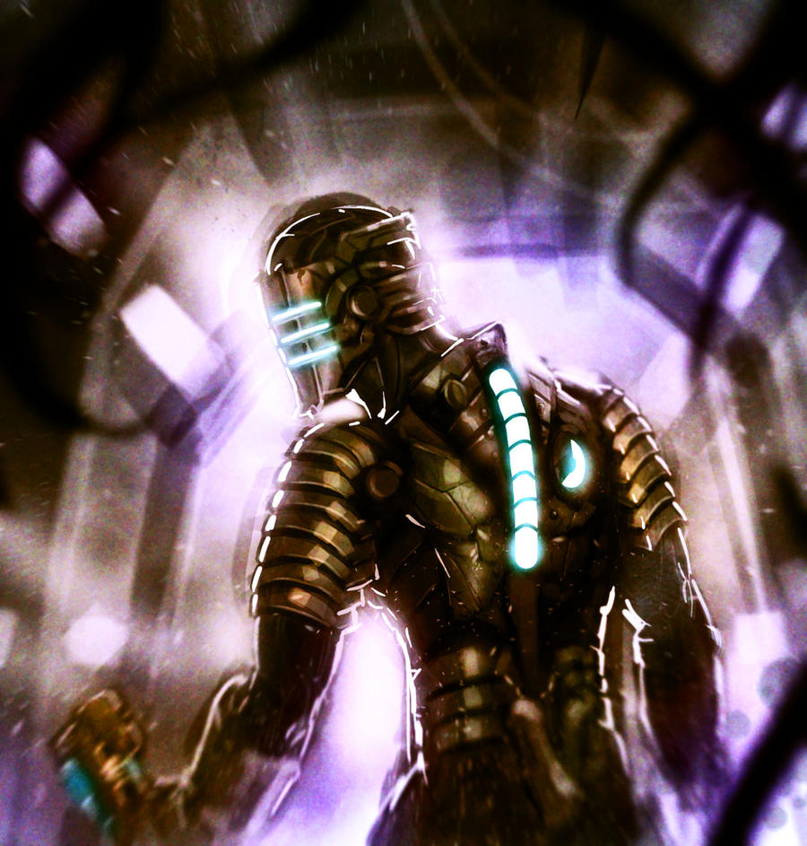 Dead Space FanArt by Orathio