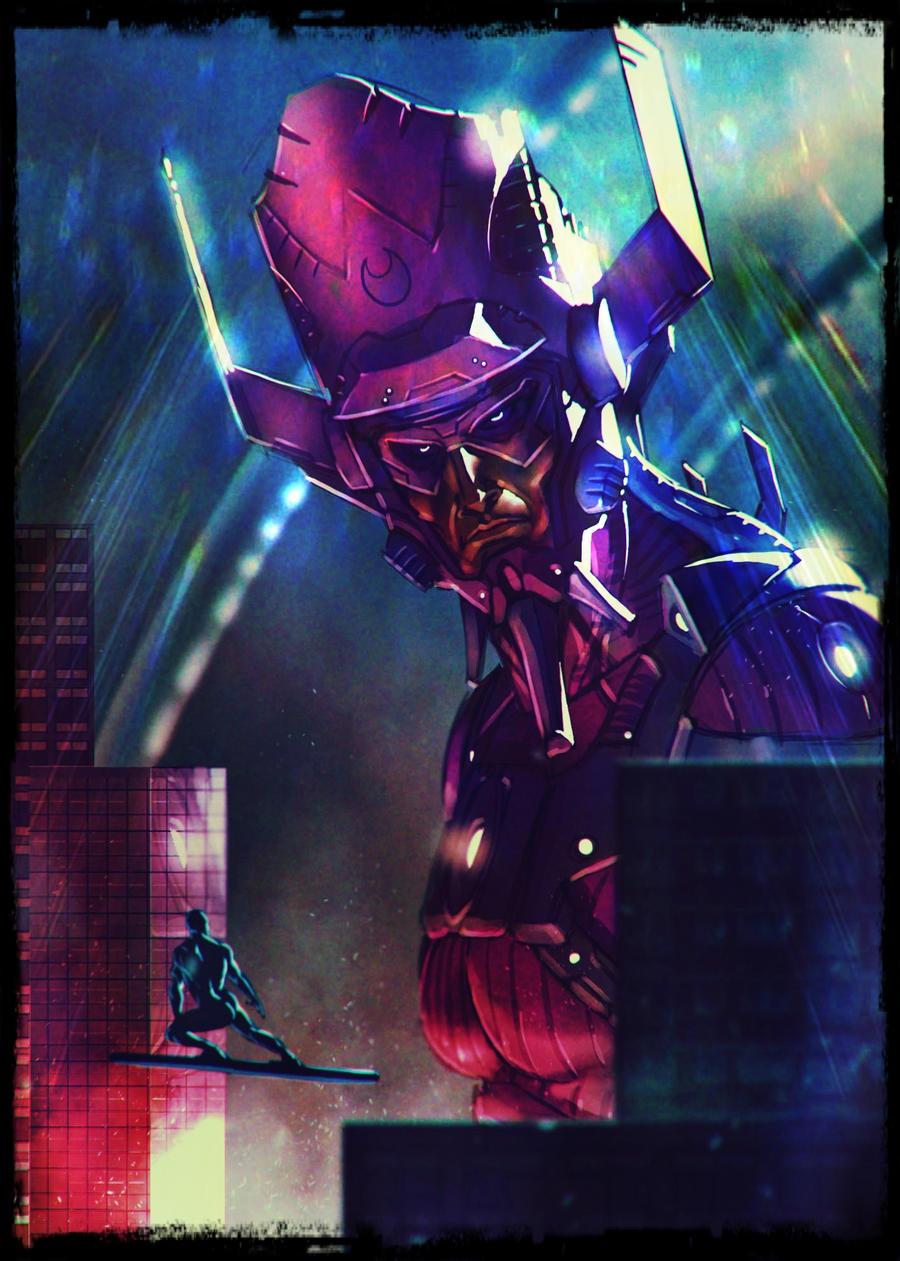 Galactus by Orathio