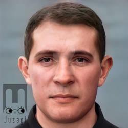 Facial reconstruction of William McMaster Murdoch