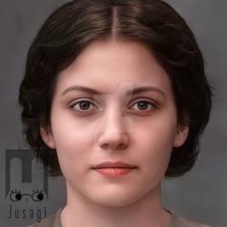 Facial reconstruction of Violet Jessop