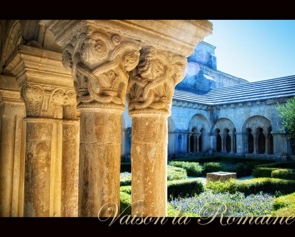 Vaison La Romaine 6 By Calimer00 On Deviantart