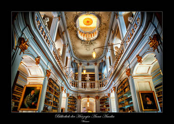 The Library of Anna-Amalia 1 by calimer00