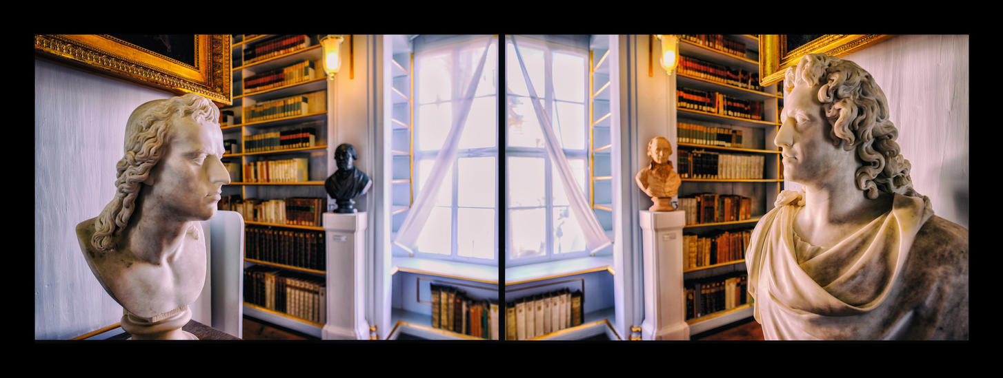 The Library of Anna Amalia 6 by calimer00