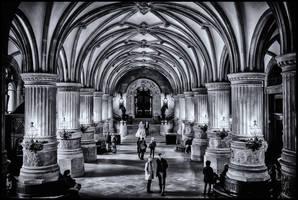 City Hall Hamburg V by calimer00