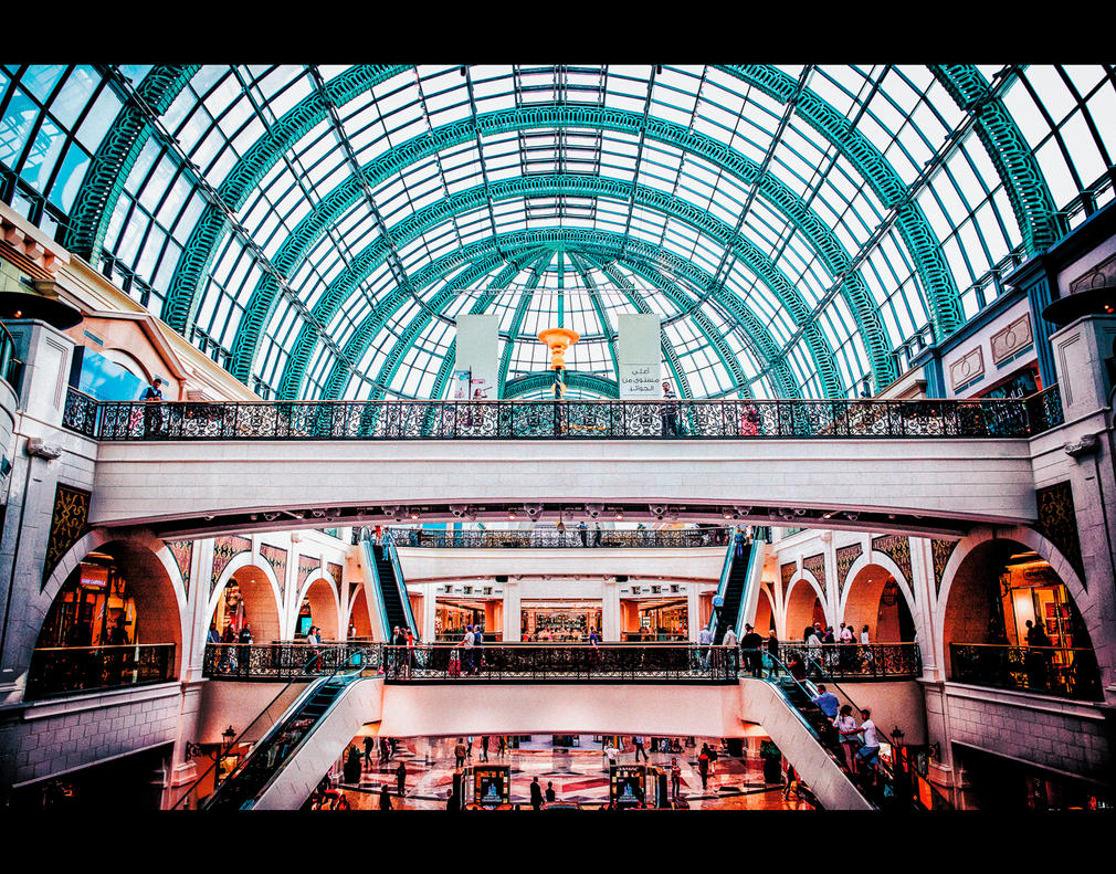 Mall of the Emirates 9 by calimer00