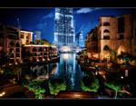 Dubai at Night 10