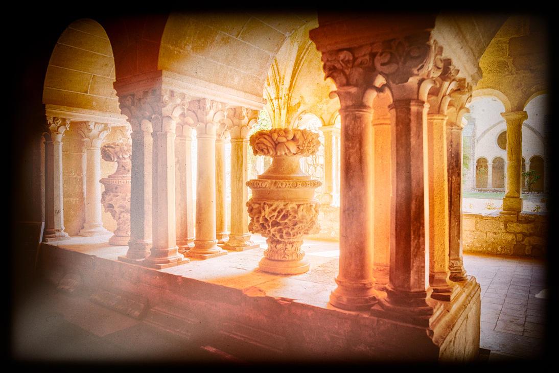 Abbaye de Valmagne 5 by calimer00