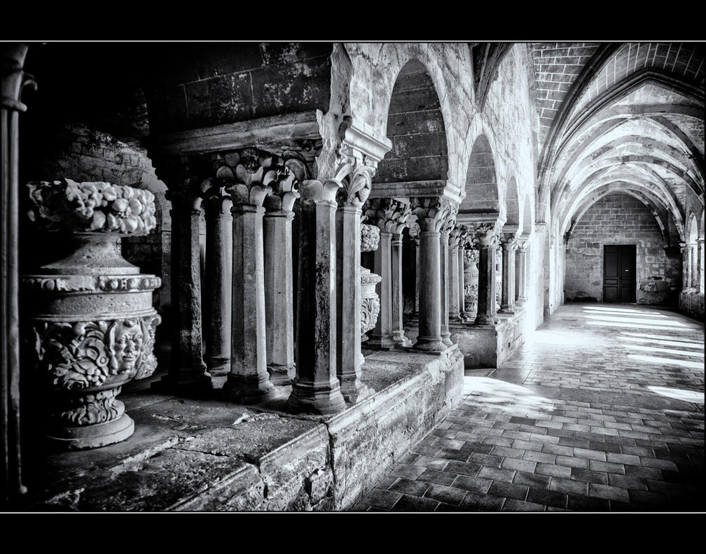 Abbaye de Valmagne 6 by calimer00