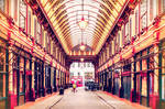 Architecture of London 11 by calimer00