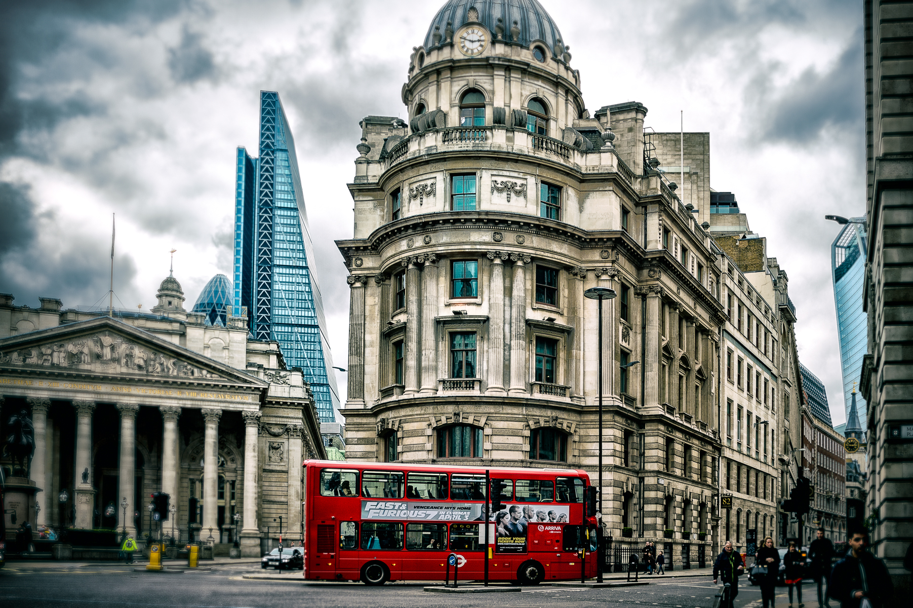 Architecture of London 16 by calimer00