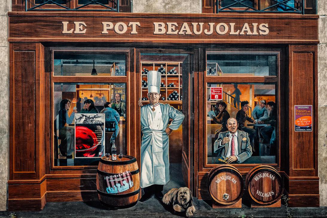 La fresque des Lyonnais 4 by calimer00