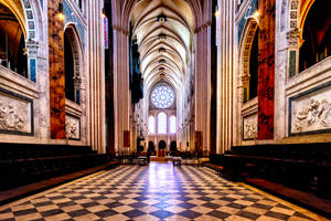 Chartres 1 by calimer00