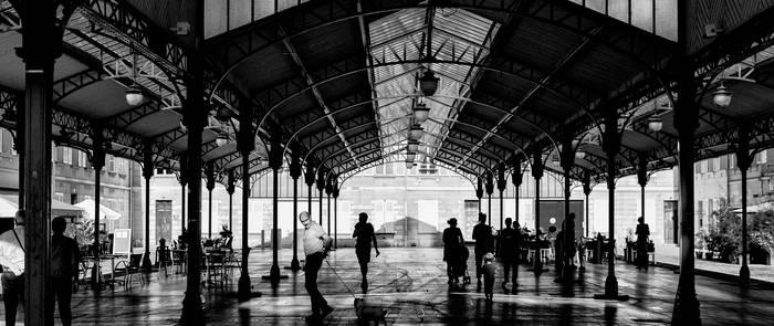 Chartres - Markethall