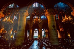 Notre Dame de Paris 2 by calimer00