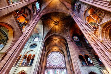 Notre Dame de Paris 4 by calimer00