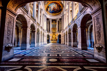Versailles 5 by calimer00