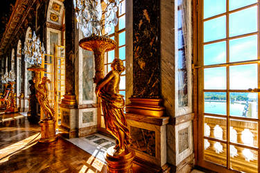 Versailles 8 by calimer00