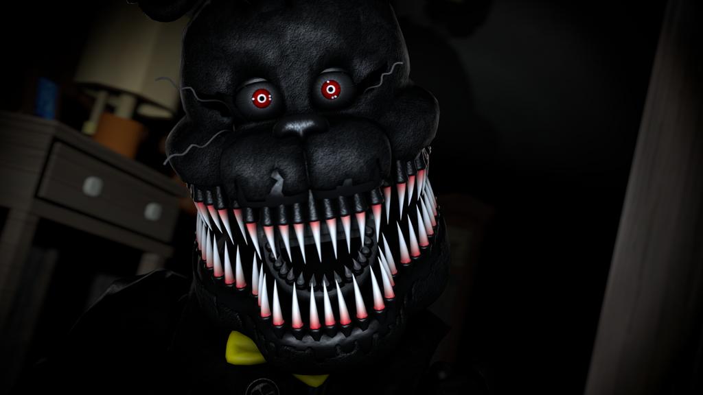 Sfm Fnaf Nightmare By Evildoctorrealm On Deviantart