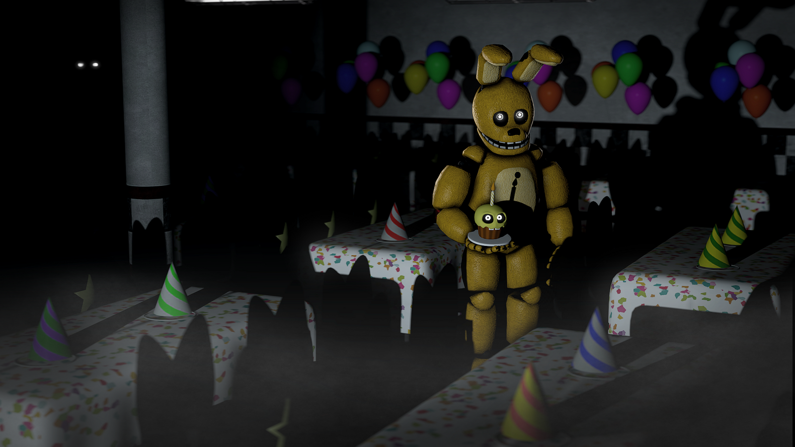 Sfm fredbear 39 s family diner by evildoctorrealm on deviantart for Family diner