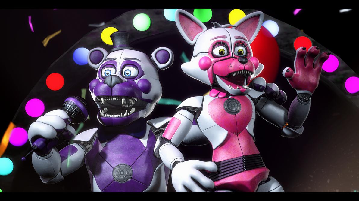 [SFM] Funtime Show by EvilDoctorRealm