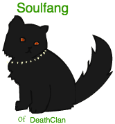 Soulfang of DeathClan by Soulfangofdeathclan