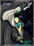 TMNT 2012: Astriya OC by Nariko-Black