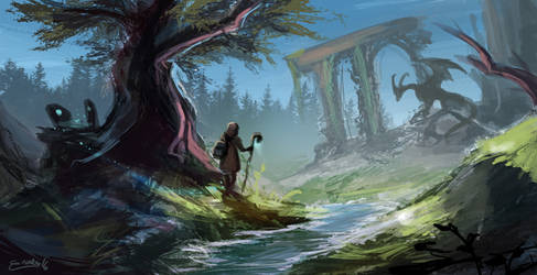 Roaming Adventurer