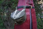 Dragon's belt pouch