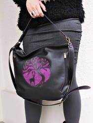 Faery's tote bag by MARIEKECREATION