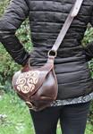 Celtic spiral bag by MARIEKECREATION