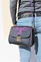 New owl bag ! by MARIEKECREATION