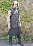 Studded tunic by MARIEKECREATION