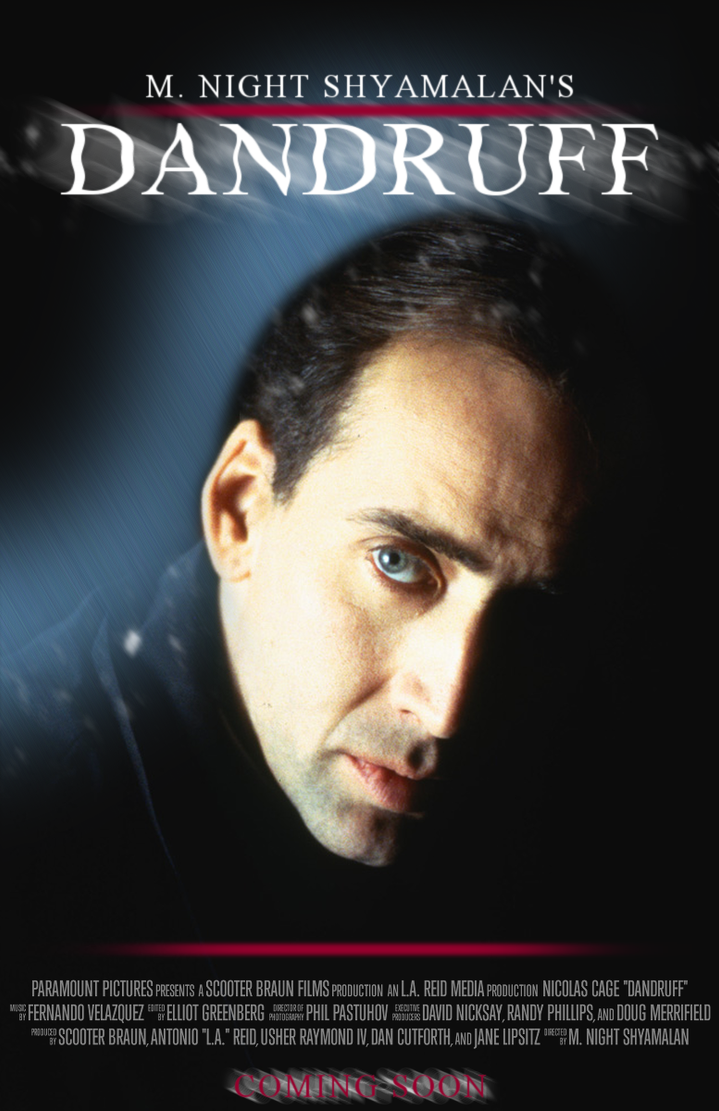 M Night Shyamalan Movies Nicolas Cage in M. Nig...