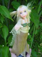 Elf Fairy by Fairykist