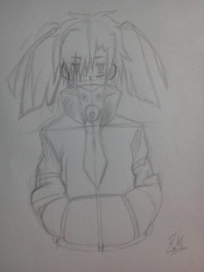 Dibujos de Anime hechos por mi. 2
