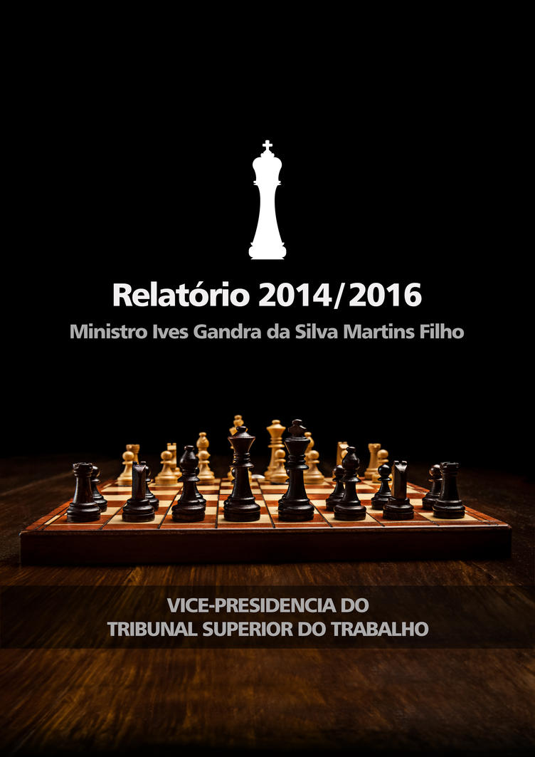 Capa Frente Relatorio Vice-Presidencia do TST by CarlosRamosWeb