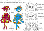 Aquali reference sheet and more info