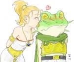 CT - Frog Kiss