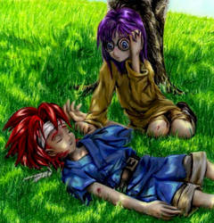 Chrono Trigger - In the Shade