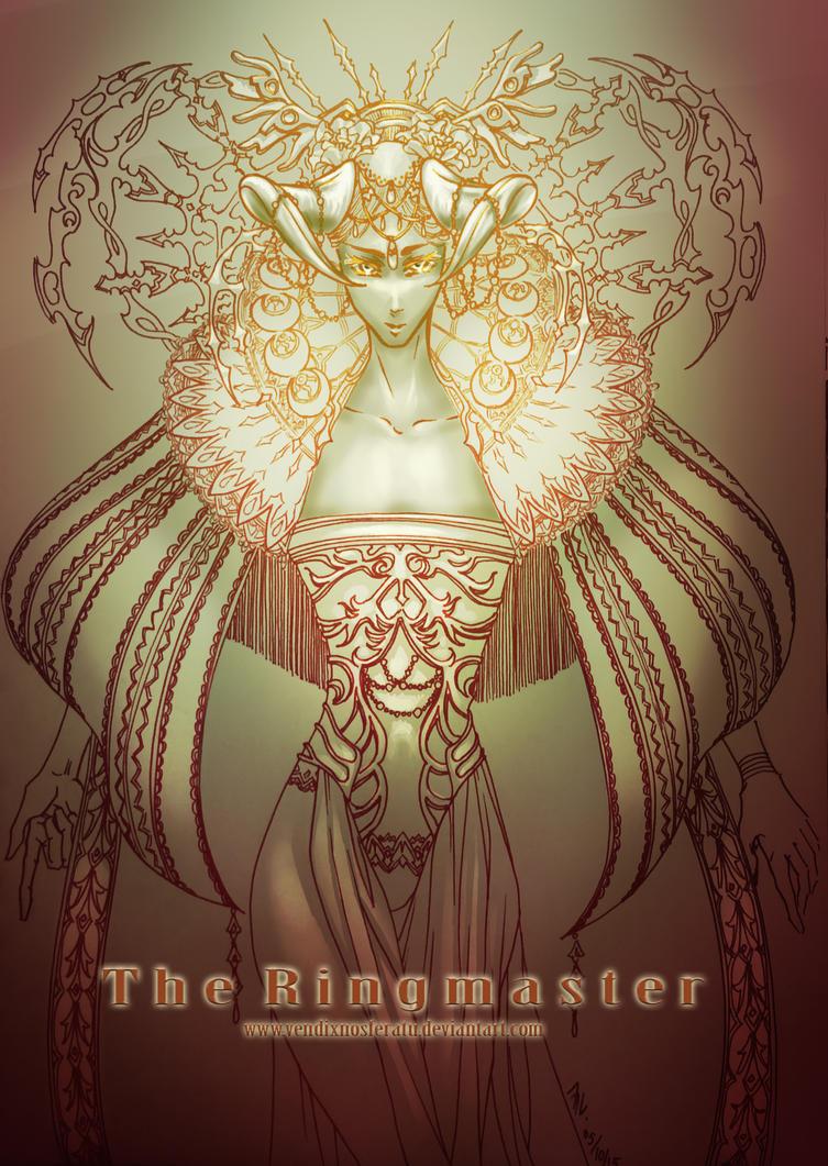 The Ringmaster by vendixnosferatu