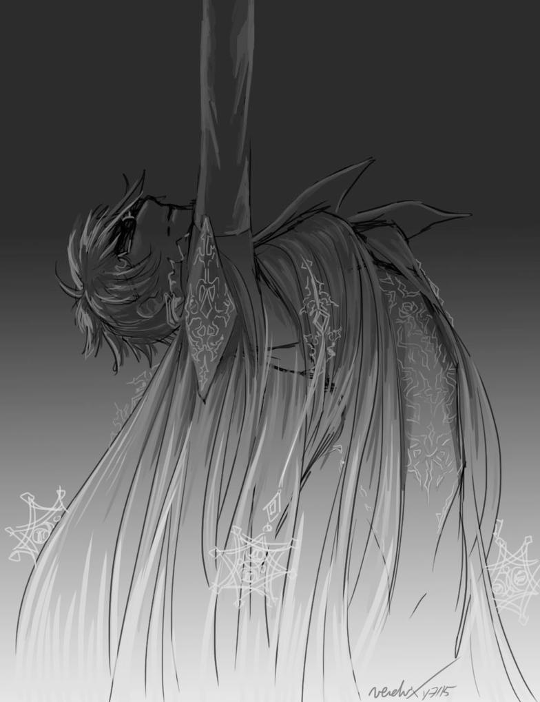 Bayonetta by vendixnosferatu
