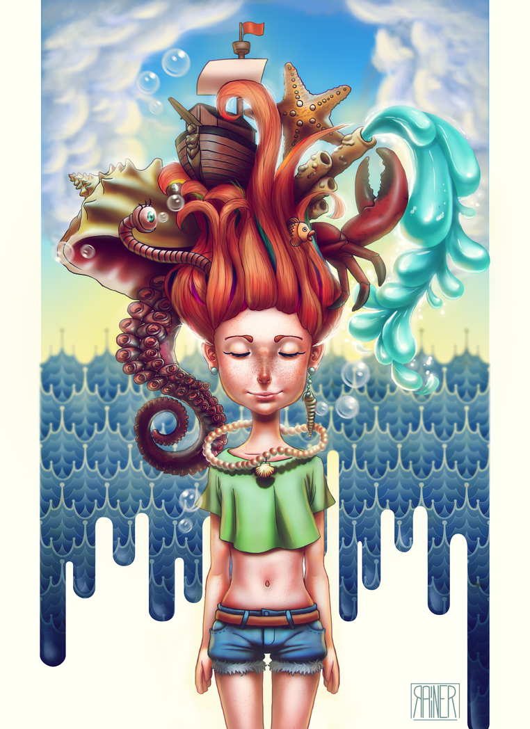 Ocean Dream by Raito-kuN-7
