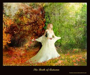 The Birth of Autumn