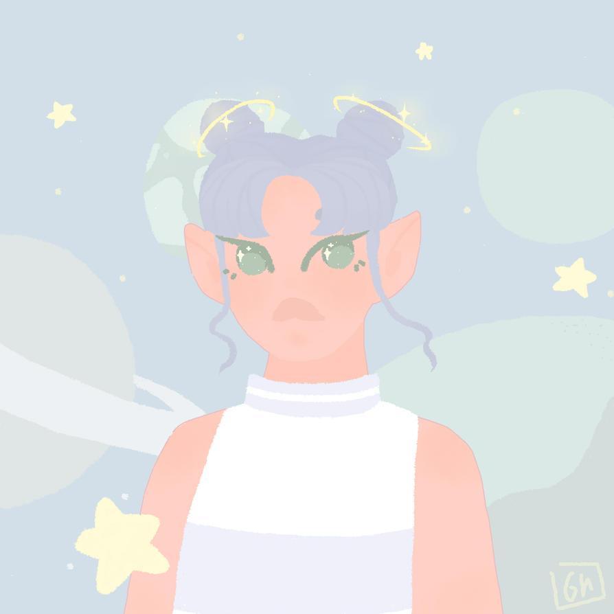 Galaxy by GabyGabyN
