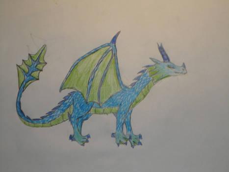 Sea dragon character
