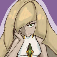 Lusamine Icon by aethertastic
