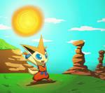 Pokemon Z - Victini