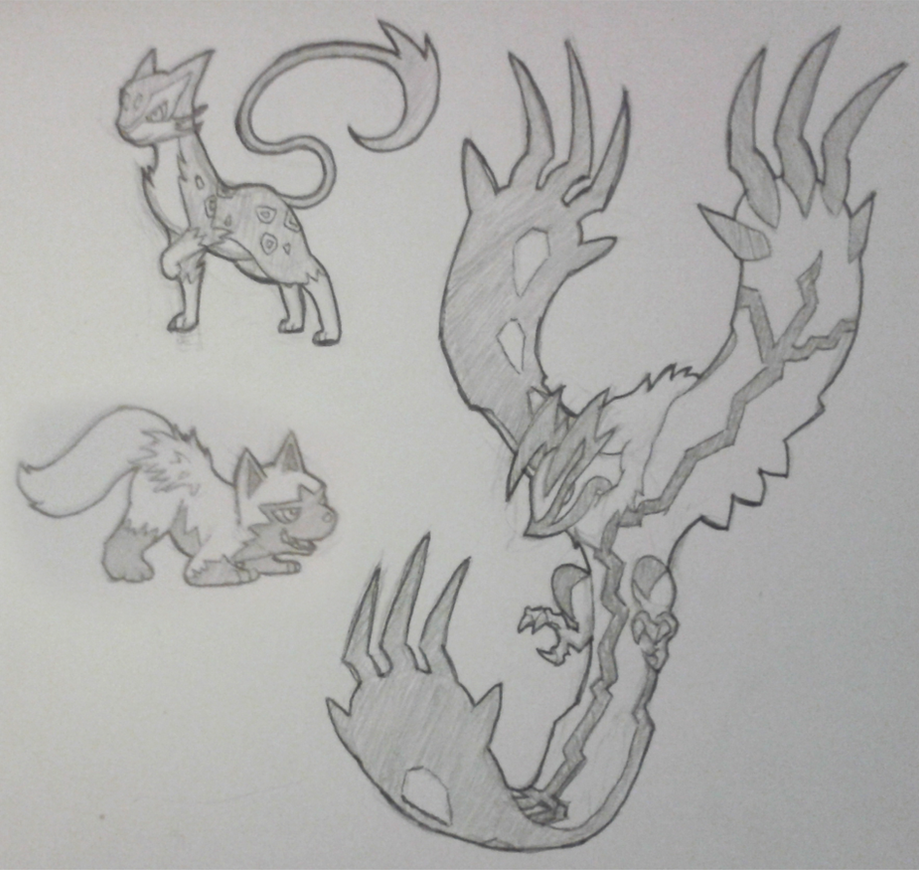 More Pokemon by Dsurion