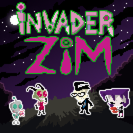 Invader Pixel by Dsurion