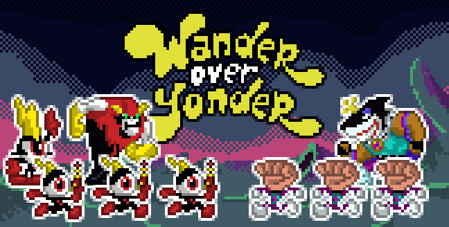 Pixel over Yonder 2 by Dsurion
